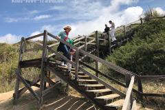Treppe-zum-Strand